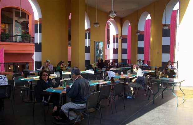Food court Horton Plaza