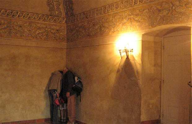 Salle de l 39 echo la chaise dieu 1 exp riences et 5 photos - Hotel de l echo la chaise dieu ...