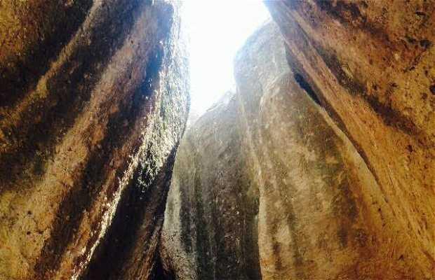 Namurachi Canyon