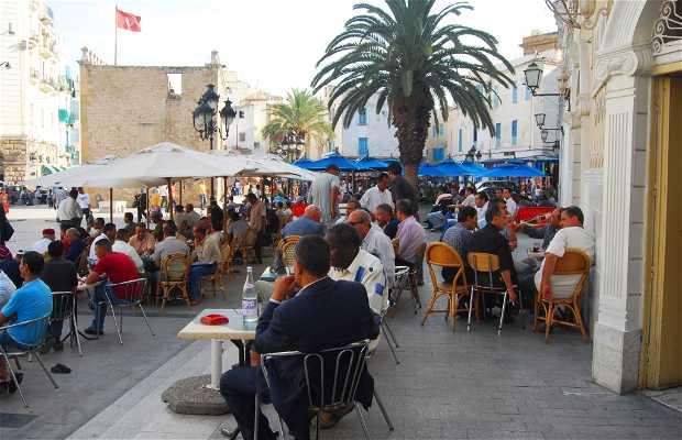Ville Nouvelle de Túnez