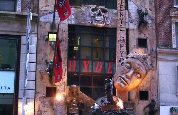 Jekyll & Hyde Club