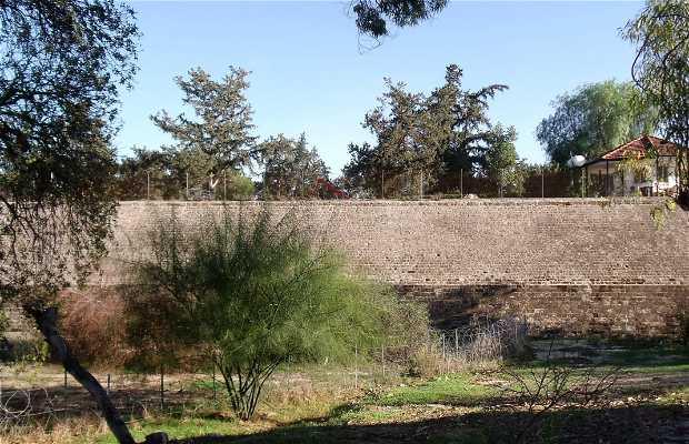 Bastión de Mula (Nicosia) Paso fronterizo