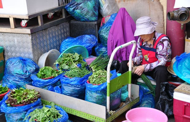 Mercados de Paldalmun