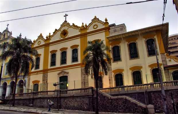 Iglesia das Chagas do Seráfico Pai São Francisco