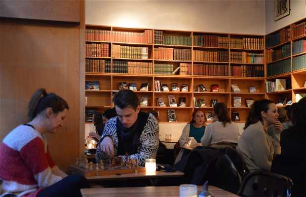 Paludan's Book & Cafe