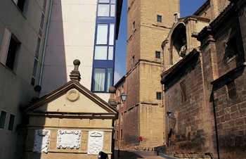 Eglise de Santiago el Real