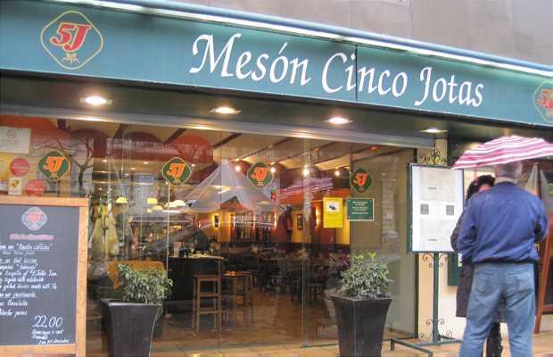 Mesón Cinco Jotas Restaurant (Rambla de Cataluña)