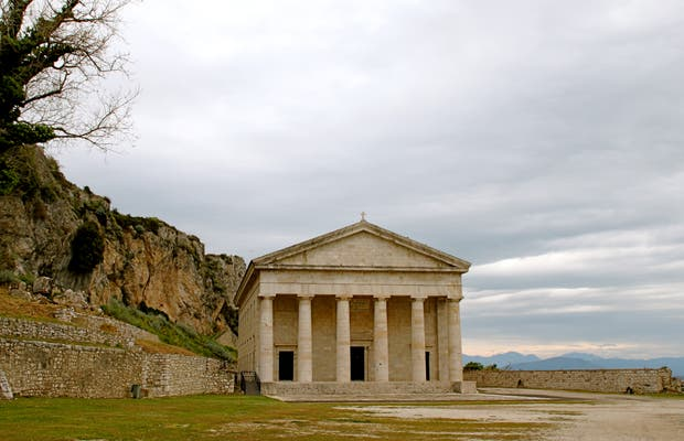 Fortaleza antigua