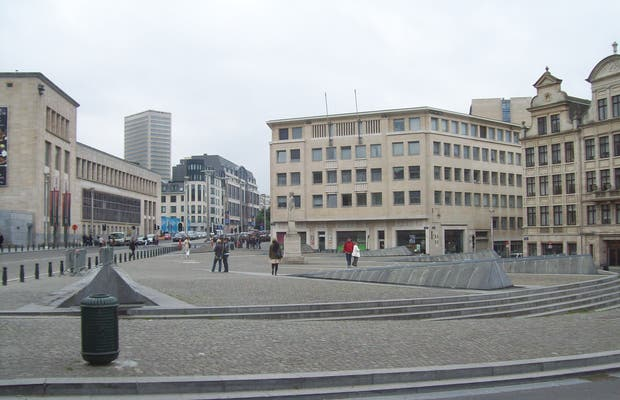 Place de L'Albertine