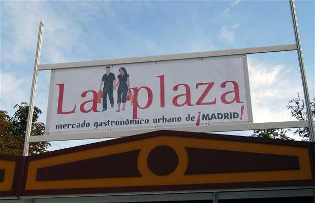 Feria gastronómica urbana de Madrid