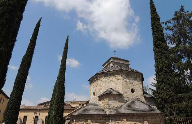 Chruch of Sant Nicolau