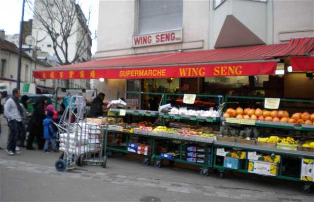 Boulevard de la Villette