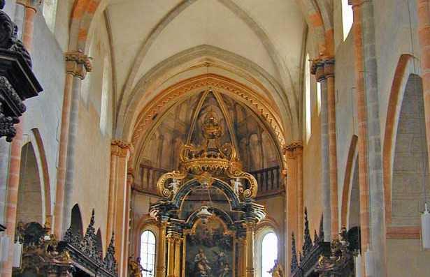 Saint Ursanne Collegial