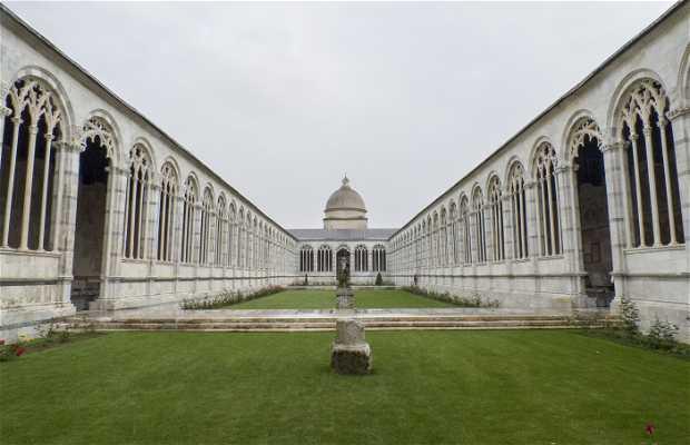 Camposanto Cemitério Monumental de Pisa