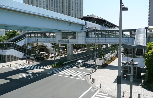 Daiba Station