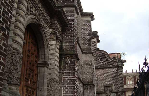 Ex templo y Convento de Santa Teresa la Antigua