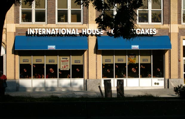 The international house of pancakes