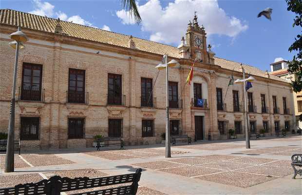 Palacio de la Real Intendencia