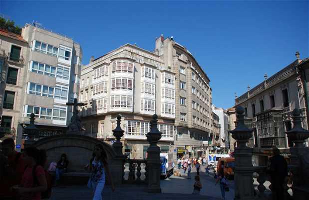 La Peregrina square