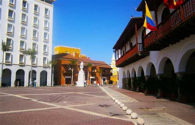 Piazza de la Aduana