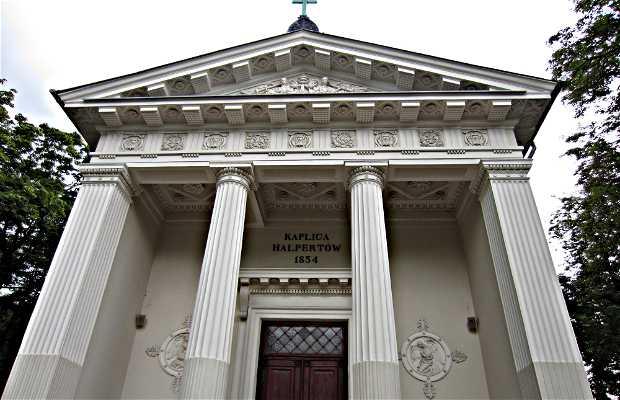 Cementerio Evangélico de Las Confesiones de Augsburgo