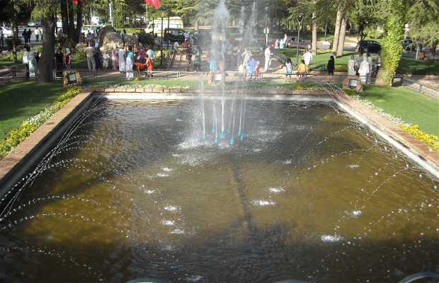 Parque nacional Ifrane