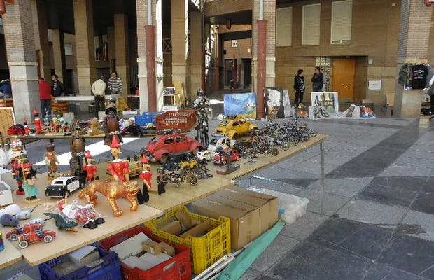 Mercato della Piazza San Bruno