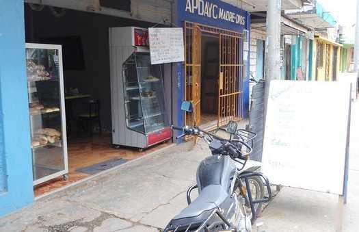 Restaurant de la rue Jaime Troncoso