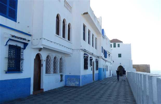 La Plaza de la Muralla