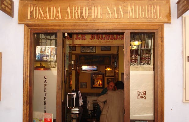 Restaurant Posada Arco de San Miguel