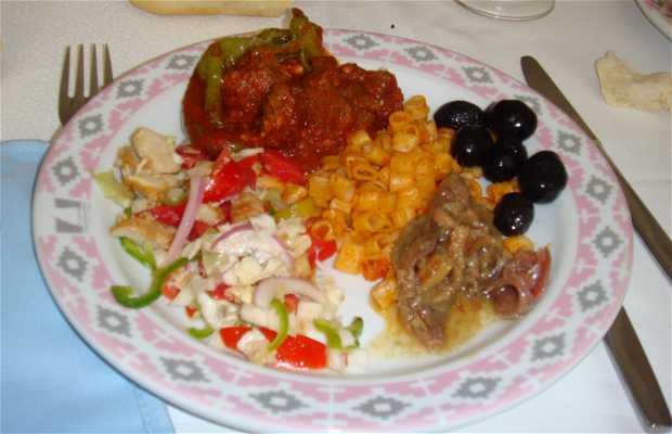 Restaurant Le Lido