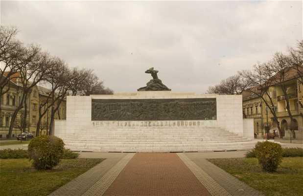 Trg žrtava fašizma - Plaza de las Víctimas del Fascismo