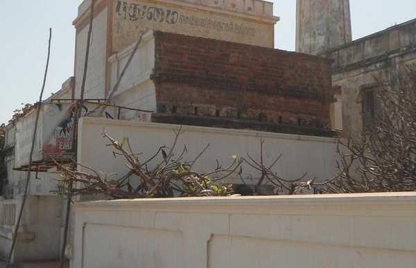 Faro de Pondichery