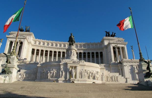 Monumento a Vittorio Emanuele II - Altare della Patria