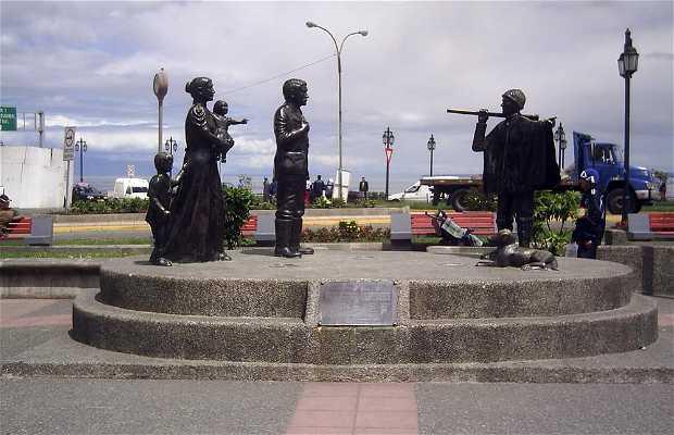 Monumento a los Inmigrantes