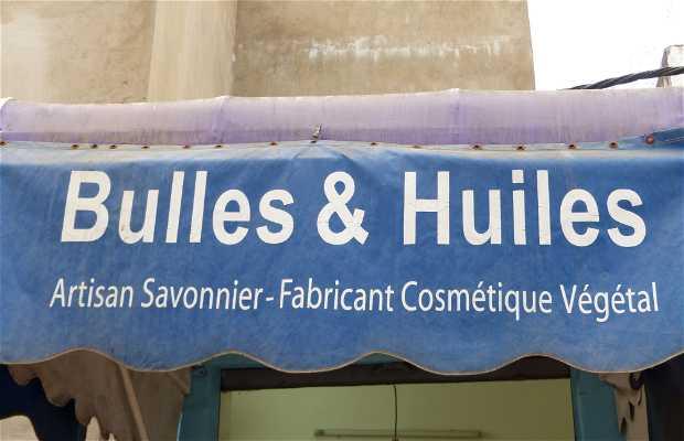 Bulles & Huiles