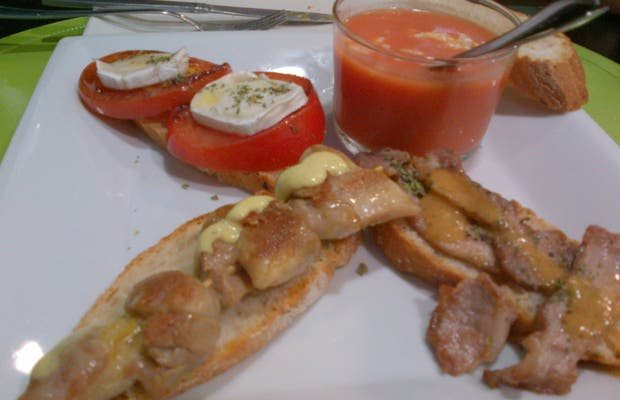 Restaurante Tapas Gratis El Biombo