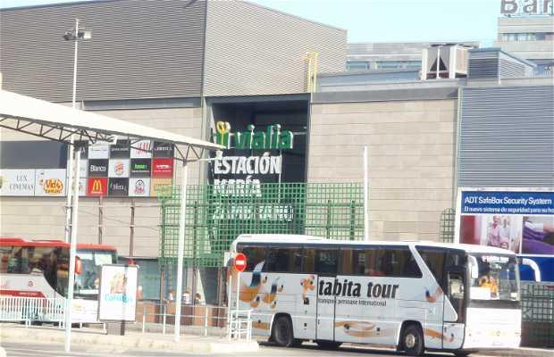 Stazione ferroviaria María Zambrano a Malaga