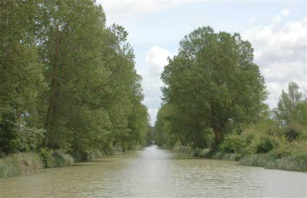 Esclusa nº 7 del Canal de Castilla