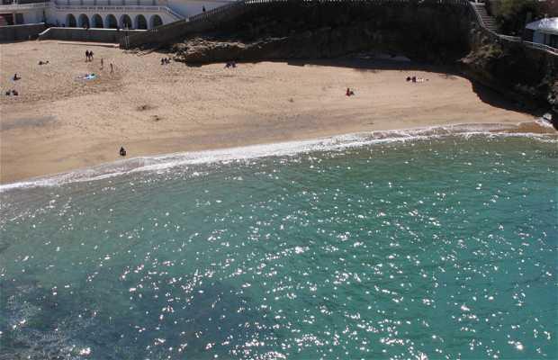 Playa de Port-Vieux