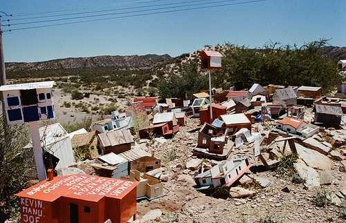 'LaDifunta Correa' Sanctuary