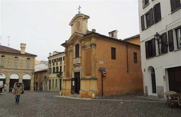 Chiesa della Madonna del Terremoto