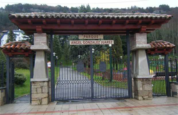 Parque Angel Gonzalez Juarez