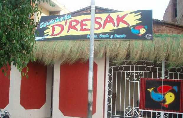restaurante D'resak