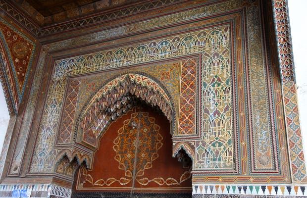 Mosquée Moulay Mekki