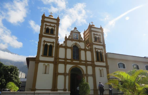 Iglesia Claret