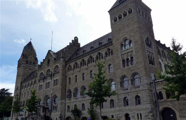 Antigua sede del Gobierno prusiano