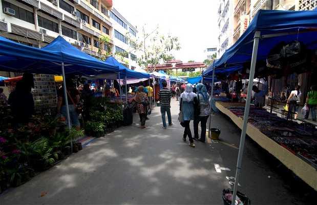 Mercado del domingo
