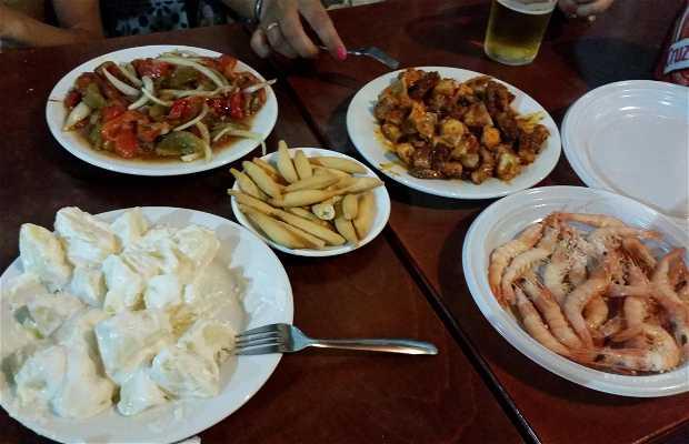 Bar Los Caracoles Punta Umbría