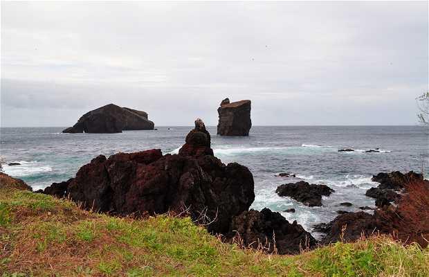 Two Ilhéus Mosteiros